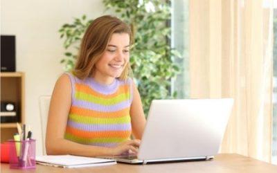 Los siete beneficios de la educación virtual y a distancia